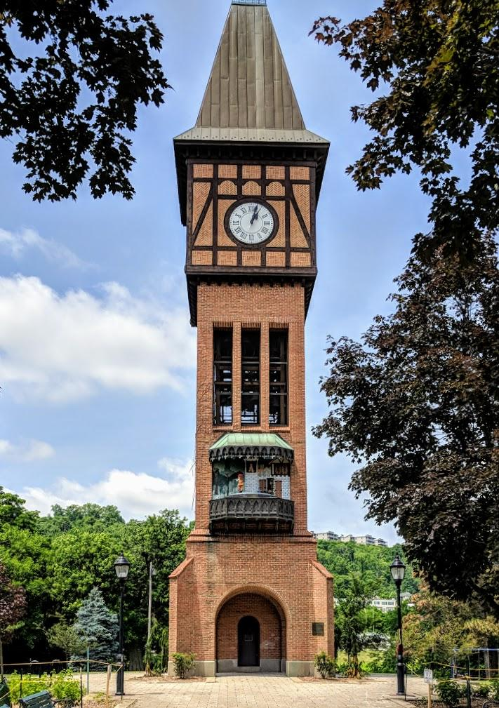 Carroll Chimes Clocktower