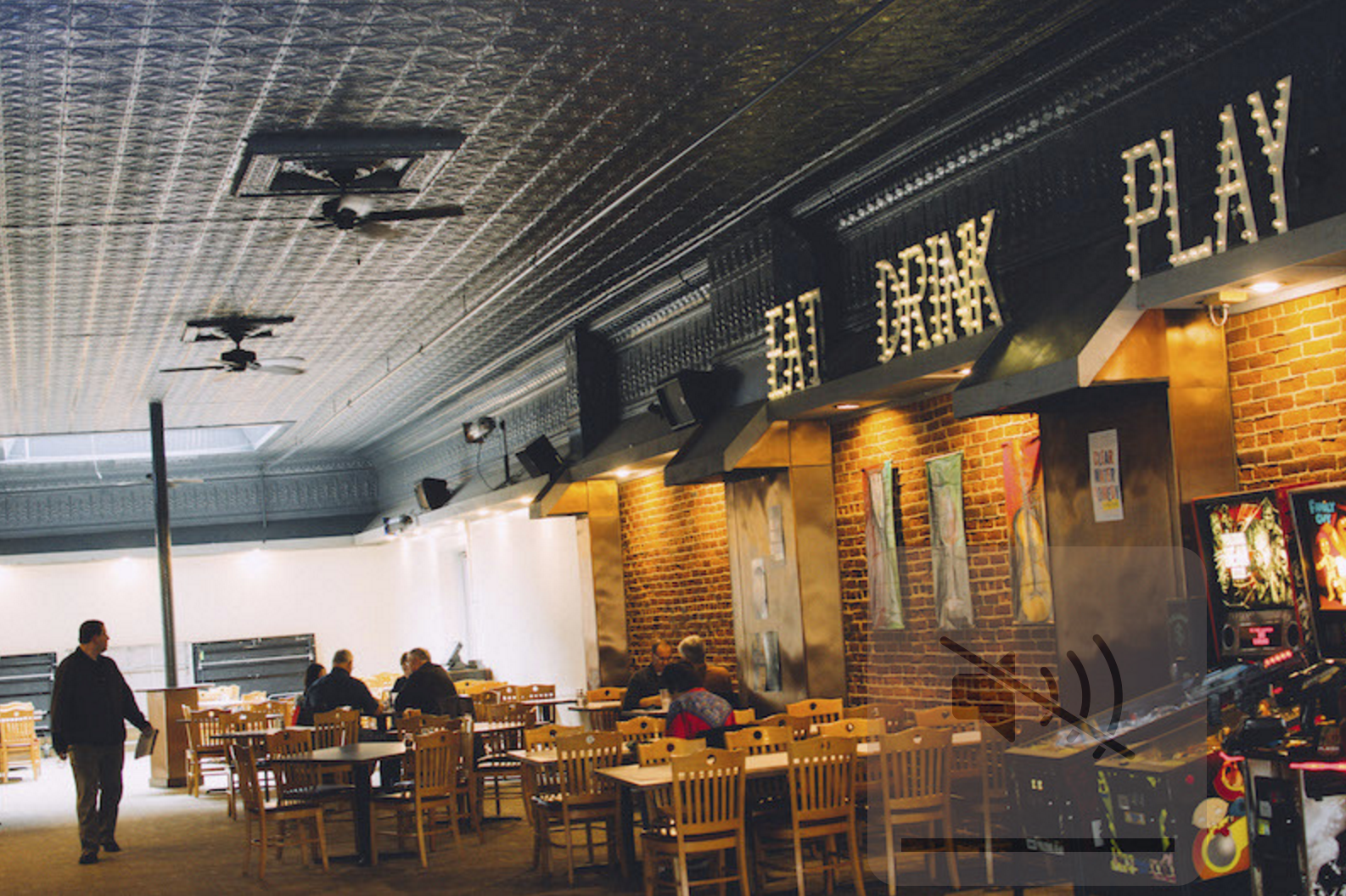 The Plus in Downtown Eau Claire, Wisconsin