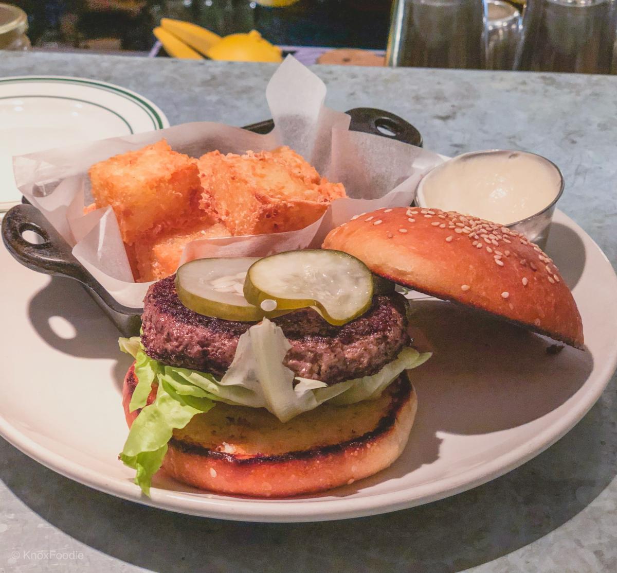 Knox Mason Burger