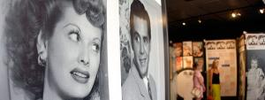 Lucille Ball mural