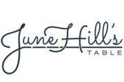 June Hill's Table logo