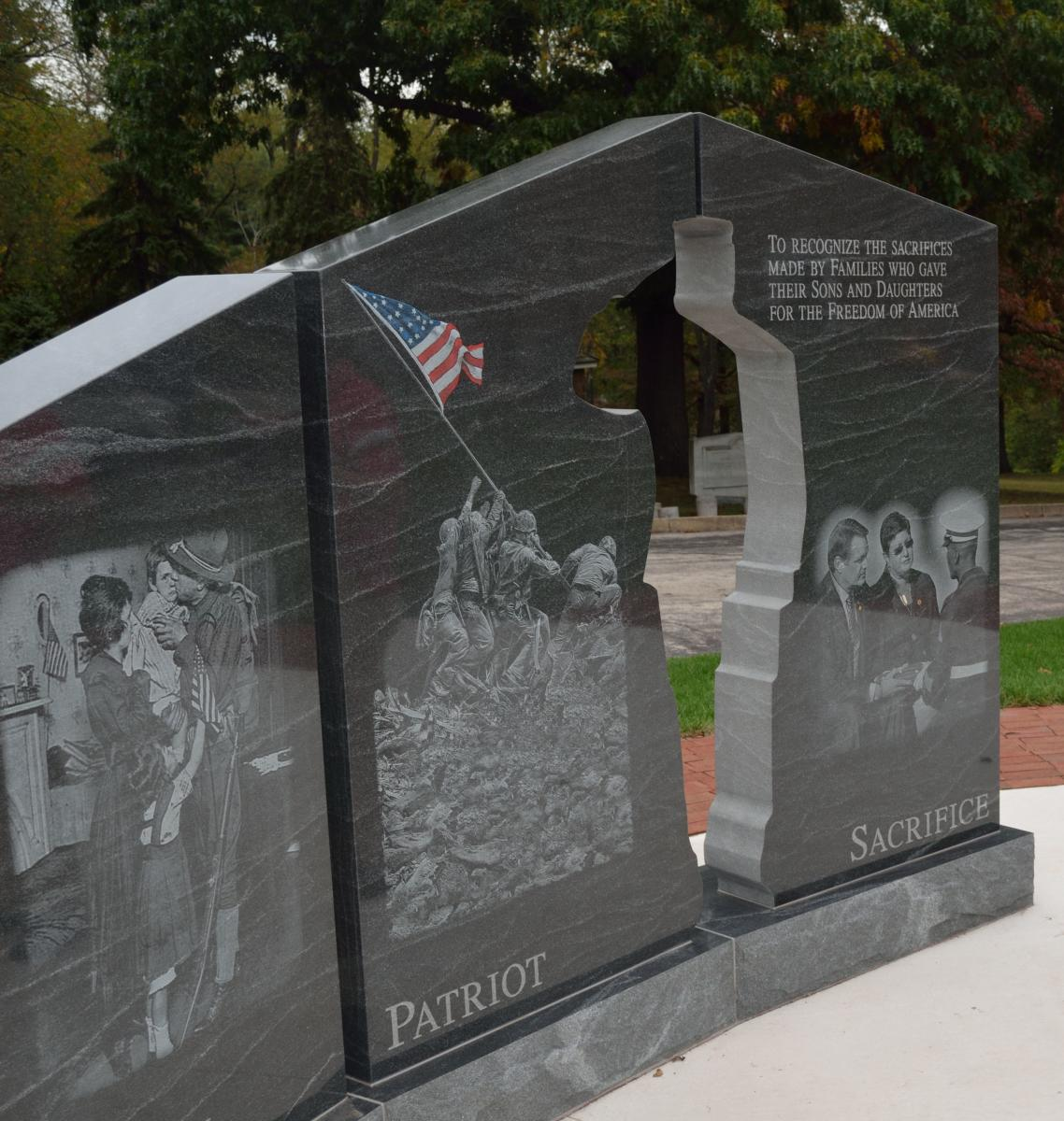 Medal of Honor Grove