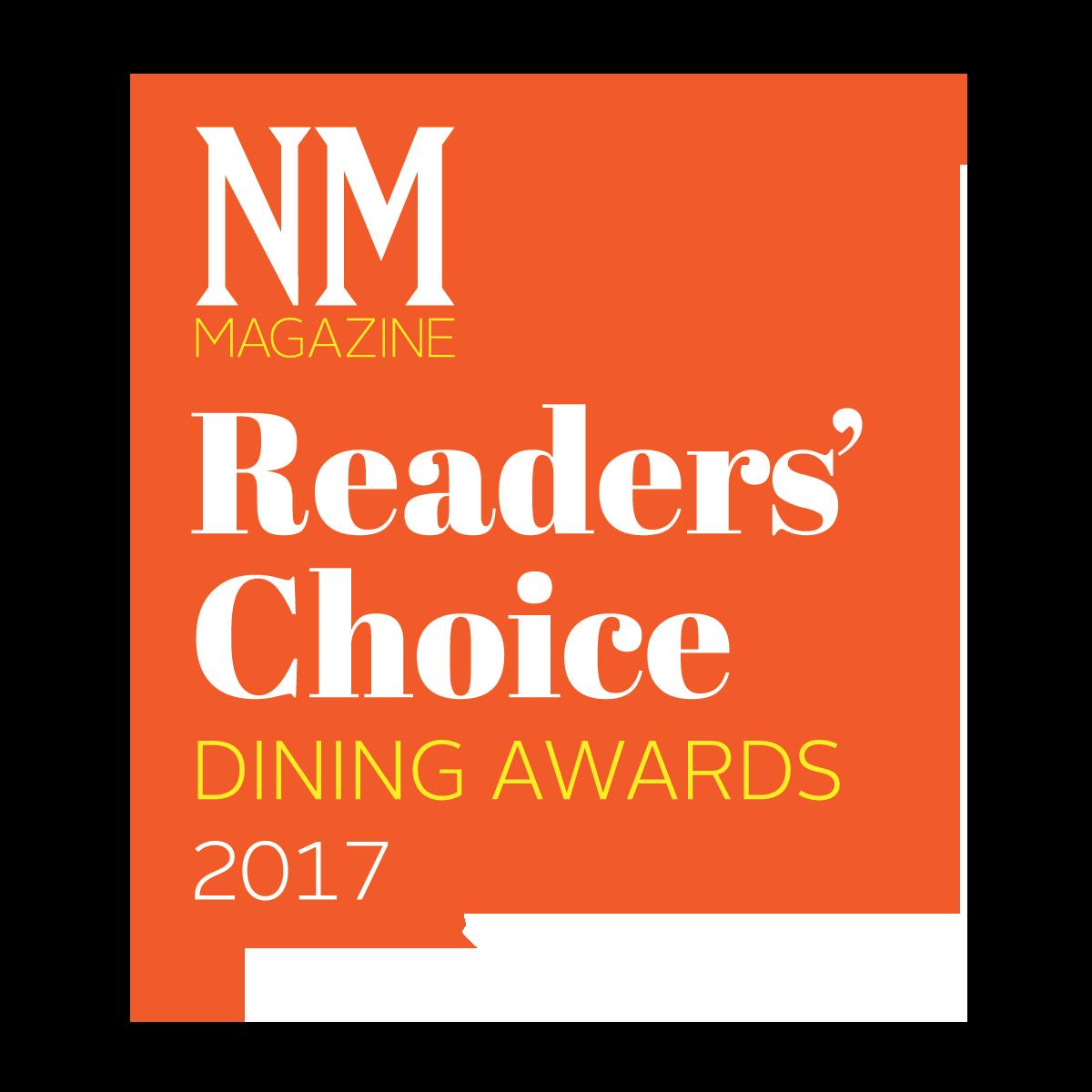 NM Magazine Readers Choice Logo