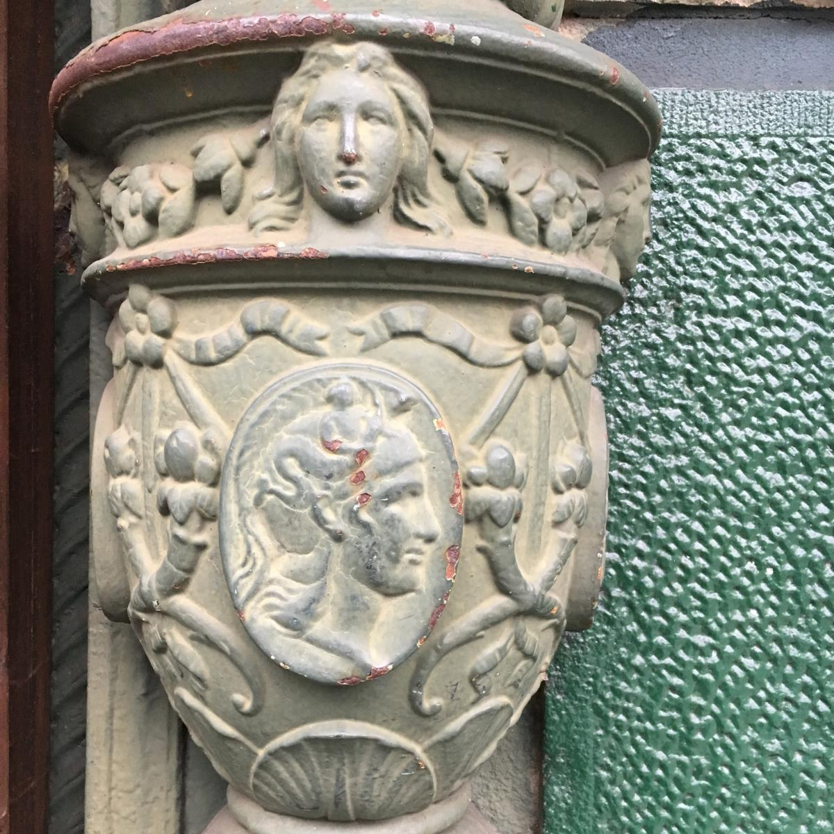 Greek Carving-Building Bits