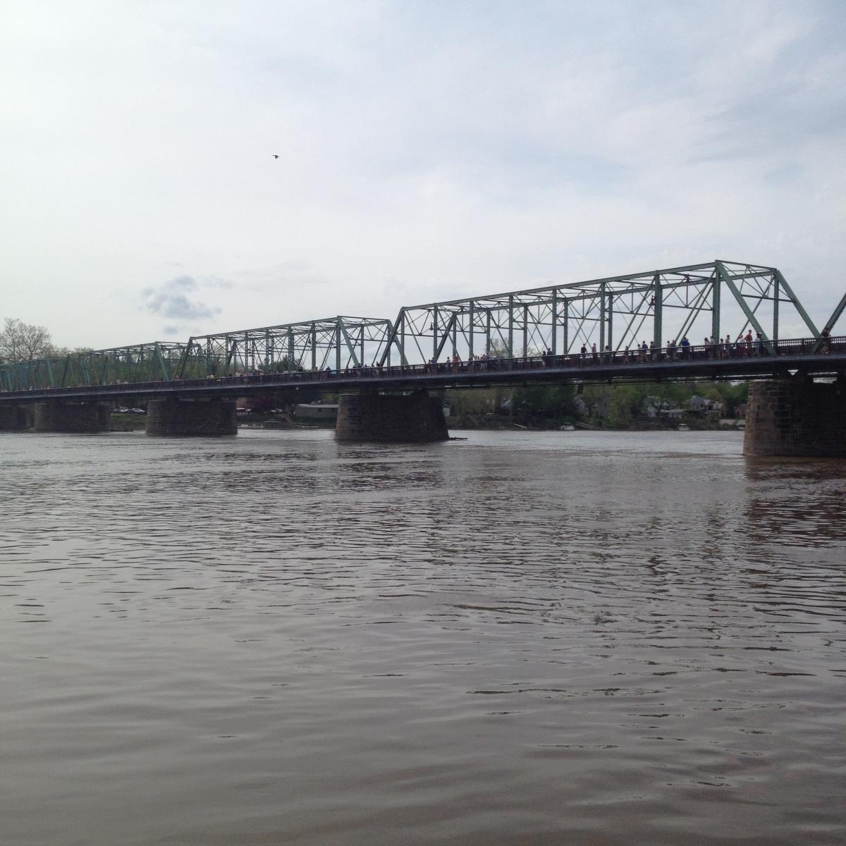 New Hope-Lambertville Bridge