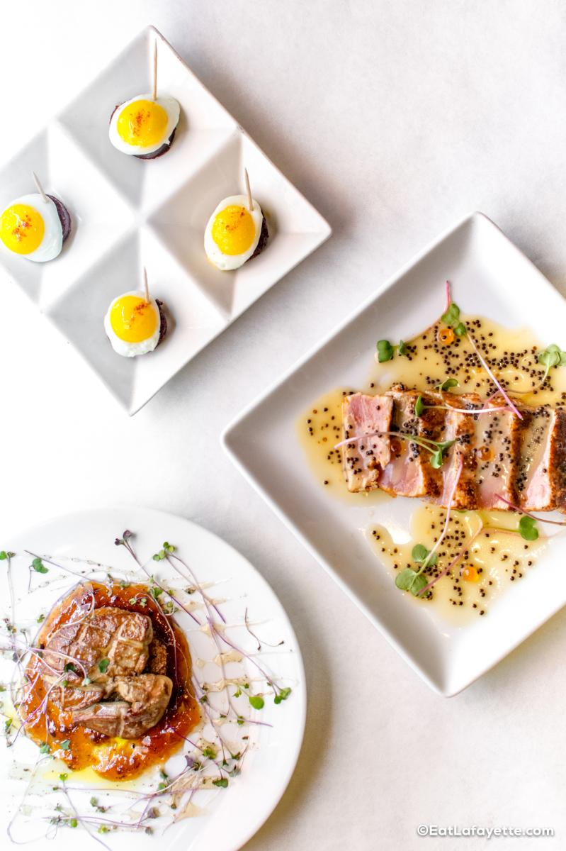 Pamplona Food Spread