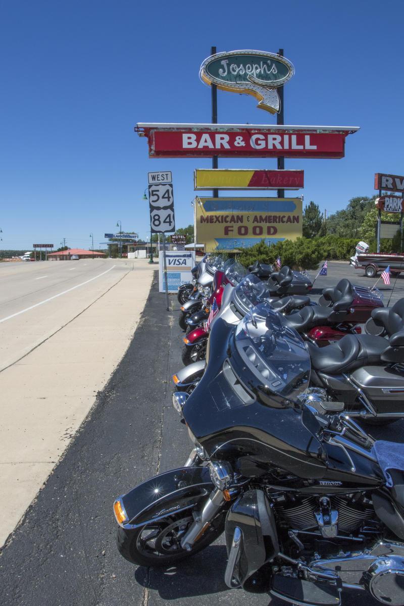 Route 66 Santa Rosa Joseph's Bar & Grill