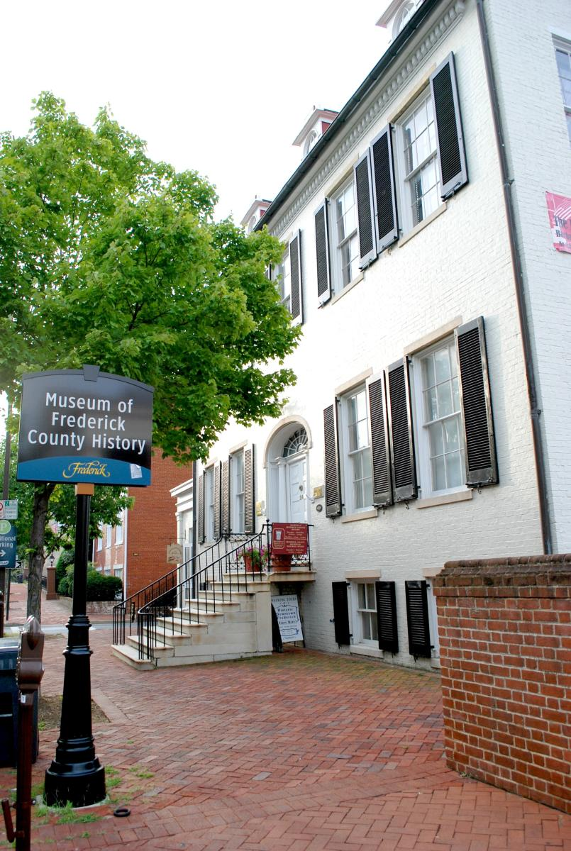 Building of Museum of Frederick County History