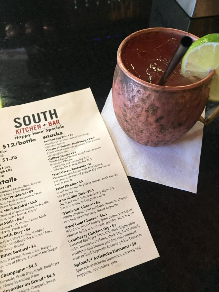 Mississippi Mule at South