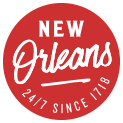 New Orleans CVB Logo