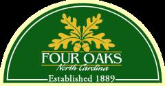Town of Four Oaks Logo