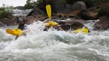 The Manual_White Water Rafting