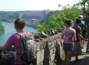 The Niagara Gorge affords a view like no other.