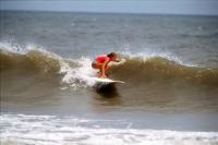 Wahine Surfer