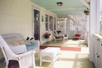 Beacon House front porch