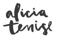 Alicia Tenise Logo