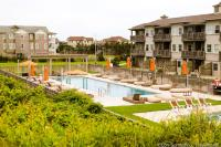 Pool, The Sanderling Resort, Duck, North Carolina