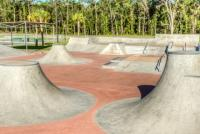Golden Isles, Georgia outdoor skate park