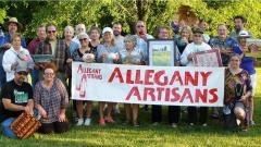 31st Annual Allegany Artisans Studio Tour