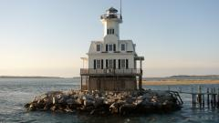 Long Island Rail Road Getaway- Greenport Lighthouse & Seal Watching Cruise