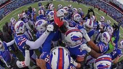 Buffalo Bills vs. New England Patriots