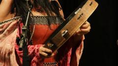 Traditional Tarantella Dances and Ritual Drumming