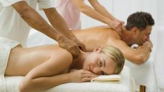 Pampering Couple Massage Package
