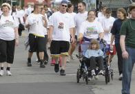 Last year's Freihofer's Community Walk