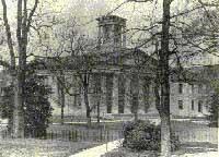 UGA Chapel ca. 1832 Historic North Campus