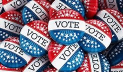 Vote buttons