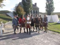 Bonnie Prince Charlie will rally the clans at Fort Ontario Saturday and Sunday, Sept. 5 and 6, in Oswego, NY.