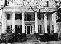 Wray Nicholson House ca 1825