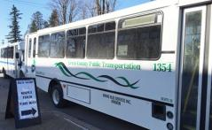 Lewis County Maple Bus