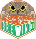 Palm Springs Brewing Co Logo