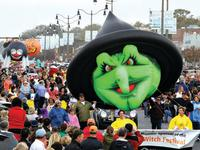 Annual Sea Witch Halloween & Fiddlers Festival