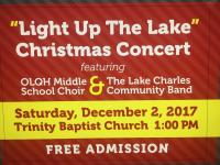 Community Band Christmas Concert
