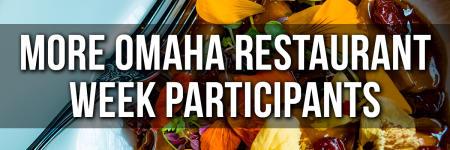 More Participating Restaurants