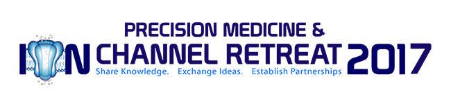 Precision Medicine & Ion Channel Retreat 2017 Logo