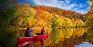 James River Canoe