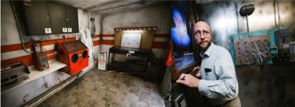 Zombie Escape Room Bus
