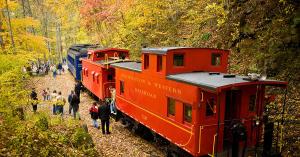 Fall Wilmington & Western Railraod