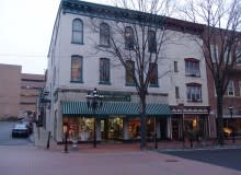 Donegal Square on Main Street