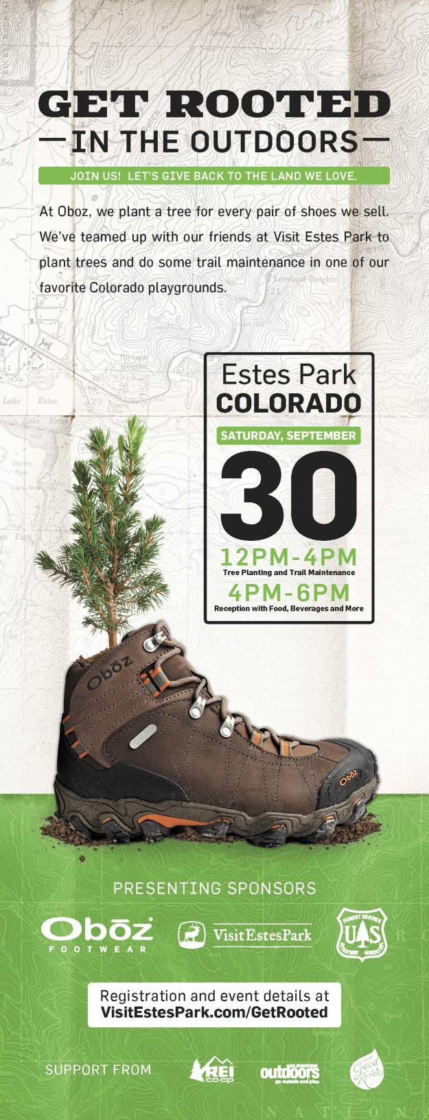 Tree Planting Poster