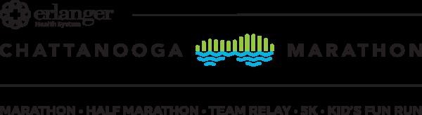 Erlanger Chattanooga Marathon Logo
