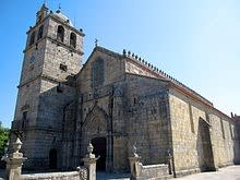 Gothic Matriz Church of Vila do Conde