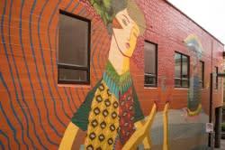 20x21 Mural Project, Acidum by Ben Schorzman, City of Eugene