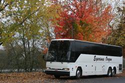 Experience Oregon Bus