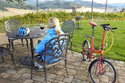 Bike Friday at King Estate