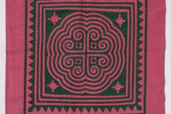 Cloth as Community: Hmong Textiles in America    EXHIBIT