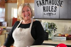 Book Signing with The Food Network star Nancy Fuller from Farmhouse Rules